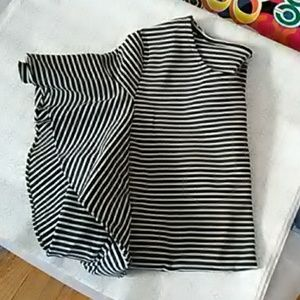 New striped blouse